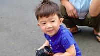 <p>Panutan Adya Semesta Trinycta alias Abang Uta, lahir pada 2 Mei 2016. Tingkah Uta makin menggemaskan. (Foto: Instagram/missnyctagina)</p>