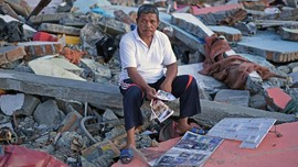 FOTO: Para Penyintas Gempa Palu-Donggala