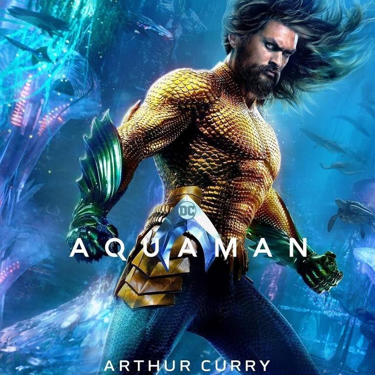 Salah satu karakter pahlawan super besutan DC Comics, Aquaman, akan hadir di layar kaca pada Rabu (12/12). Sebelum nonton intip dulu yuk, karakter pemainnya.