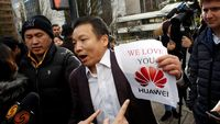 Rentetan Serangan Amerika untuk Goyang Huawei