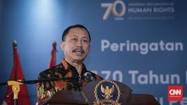 Komnas HAM: Penegakkan HAM Satu Tahun Jokowi-Ma'ruf Stagnan