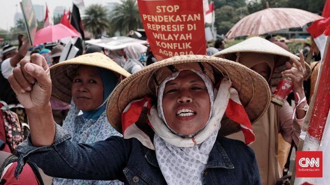 Jelang Hari Tani Nasional pada 24 Desember mendatang, jaringan YLBHI menyoroti kembali kasus-kasus dugaan kriminalisasi petani di Indonesia.