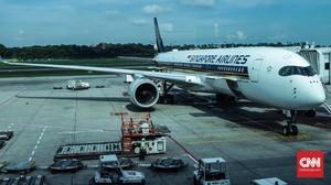 Singapore Airlines Izinkan Penumpang Indonesia Transit