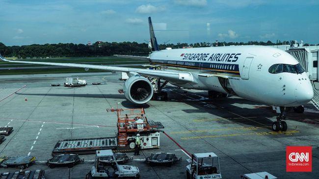 Penumpang maskapai Singapore Airlines dari Indonesia akan diizinkan untuk transit di Bandara Changi Singapura pada 23 September nanti.