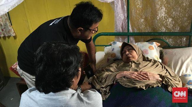 Rano Karno menyebut ada adegan 'Mak Nyak' dalam 'Si Doel the Movie 2' yang amat berat baginya untuk ditulis.