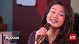 Music at Newsroom: Yura Yunita - 'Harus Bahagia'