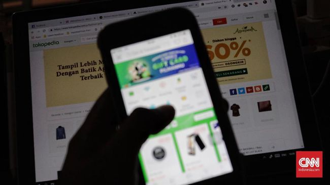Uang China di Balik Raksasa E-Commerce Indonesia