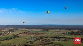 Memacu Adrenalin di Ketinggian Queensland