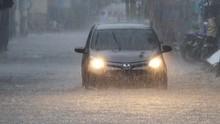Banjir di Kota Malang, 1 Orang Hilang dan 260 Rumah Terendam