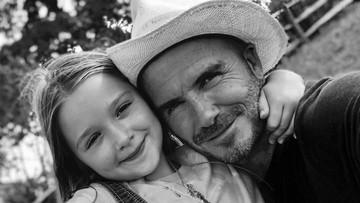 Kejutan Manis David Beckham di Ulang Tahun Si Bungsu, Harper