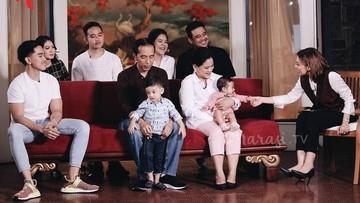 Sosok Ayah, Tokoh Paling Menginspirasi Hidup Jokowi
