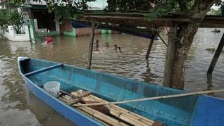 Banjir dan Longsor Terjang Tujuh Kecamatan di Cilacap