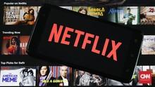 Usik Internet Publik, Telkom Minta Netflix Buka Server di RI