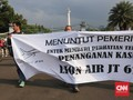 Keluarga Korban Minta Jokowi Desak Lion Air Beri Keadilan