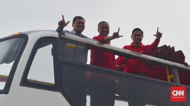 Direktur Utama PT Transportasi Jakarta, Agung Wicaksono, mengatakan bakal menyiapkan bus Transjakarta untuk pawai Perija juara Liga 1 2018.