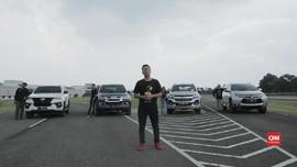 VIDEO: Uji Irit BBM 4 SUV Jepang