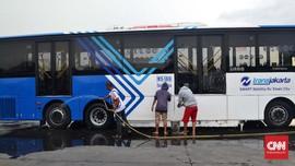 KRL Cuma Sampai Manggarai, Transjakarta Tambah 20 Armada Bus