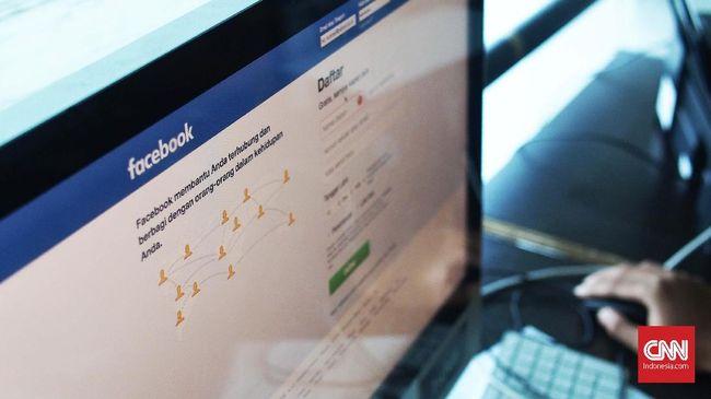Facebook melaporkan pihaknya telah menghapus 97 akun, laman, dan grup di layanannya pada Senin (6/5) penyebar hoaks terkait Rusia.