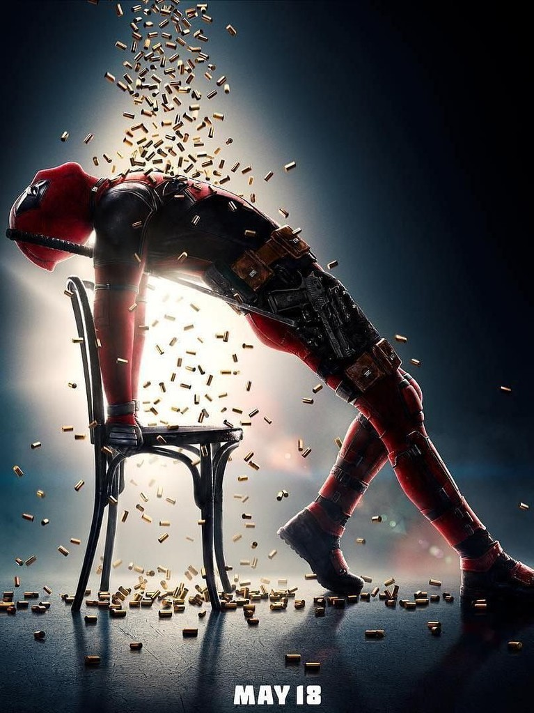 Deadpool 2. Film yang diperankan oleh Ryan Reynolds ini juga masuk ke dalam film yang paling dicari sepanjang 2018. Deadpool juga baru saja merilis Once Upon a Deadpool untuk menyambut Natal.