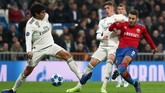 Real Madrid mencatatkan rekor kekalahan terburuk di kandang sepanjang keikutsertaan di kompetisi Eropa usai kalah 0-3 dari CSKA Moskow di Liga Champions.