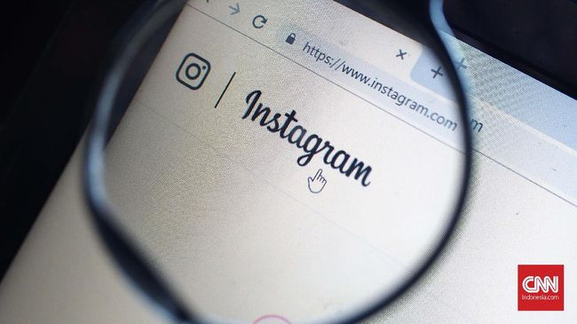 Beberapa pemilik akun mengeluhkan postingan berisi foto Rizieq Shihab yang dihapus oleh Instagram.