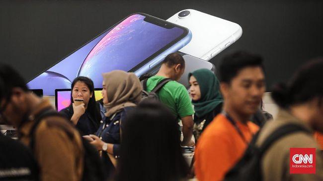 Apple Disebut Segera Buka Inden iPhone 'Murah'