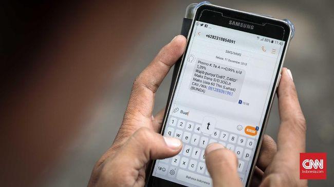 Kominfo Buka Aduan Blokir Nomor Telepon Dan Sms Tipu Tipu