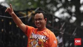 Bawaslu Bogor Putuskan Pose Dua Jari Anies Bukan Pelanggaran
