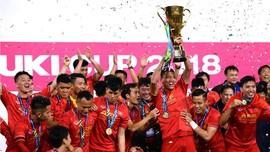 FOTO: Vietnam Kembali Juara Piala AFF Setelah 10 Tahun