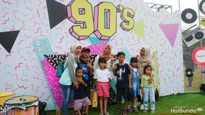 Seru, Kemeriahan Perayaan HUT Transmedia Bareng Keluarga