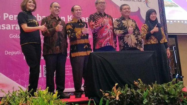 Kemenpar meminta bantuan para diplomat untuk menularkan 'virus' Wonderful Indonesia di luar negeri.