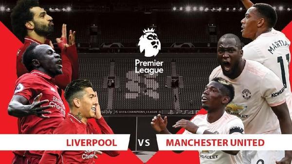 Liverpool Gulung MU