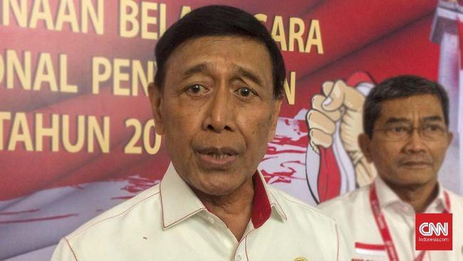 Menkopolhukam Wiranto mengklaim belum ada keluhan dari negara tetangga karena asap dari karhutla masih berkutat di wilayah Indonesia.