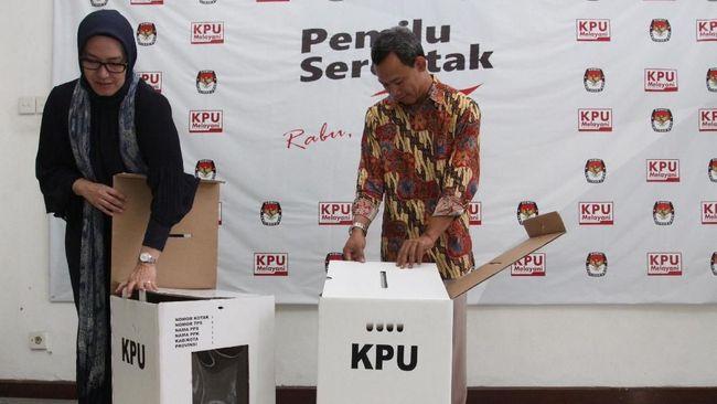 Kedubes Indonesia di Yaman pada Januari 2019 akan ditutup, sehingga logistik pemilu untuk WNI di sana akan didistribusikan oleh Kedubes Indonesia untuk Oman.