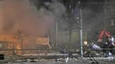 Sebuah restoran sekaligus pub di Sapporo, Jepang meledak dan runtuh pada Minggu (16/12) malam waktu setempat. Kejadian itu mengakibatkan 42 orang terluka.