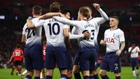 Tottenham Tak Mau Lagi Sekadar Jadi Pesaing Gelar Juara