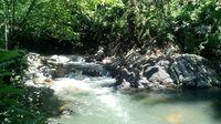 Foto: Kali Biru dari Sulawesi Barat