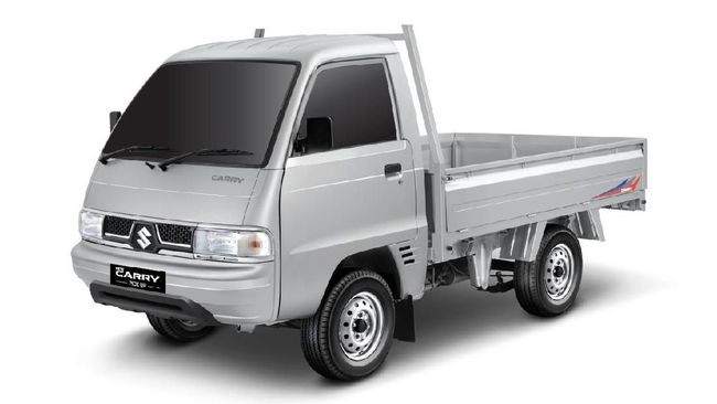 Dijelaskan tenaga penjual Carry baru sudah punya kontrol untuk meringankan gerak roda guna memudahkan sopir mengarahkan kedua roda depan.