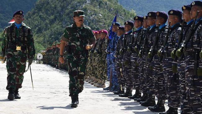 Sebanyak 91 Pati TNI menerima Tanda Kehormatan dari negara atas baktinya yang dinilai melebihi kewajibannya dalam tugas militer.