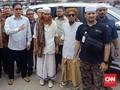 Bahar bin Smith Tiba di Polda Jabar, Pengamanan Diperketat