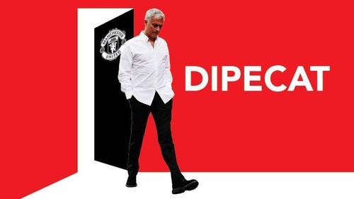 Jose Mourinho Dipecat!
