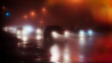 Tips Gunakan Lampu Kabut, Bukan Pencahayaan Mobil Malam Hari
