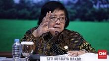 Siti Nurbaya: Penyebab Banjir Kalsel Anomali Cuaca