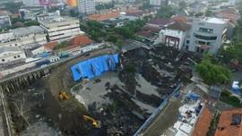 Berkas Perkara 'Jalan Gubeng Amblas' Balik ke Kejati Jatim