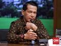 Datangi KPK, Anggota BPK Rizal Djalil Bawa Dokumen SPAM