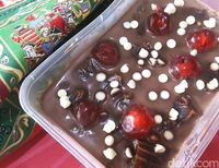 Resep Dessert : Chocolate Dessert Box
