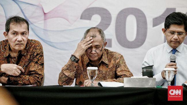 Agus Rahardjo Nyerah, Tanggungjawab KPK Diserahkan ke Jokowi