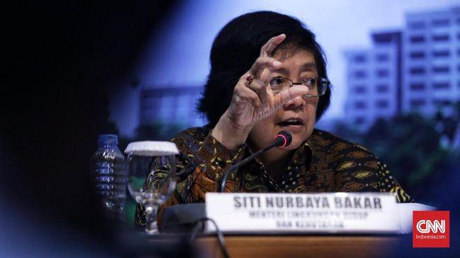 Menteri LHK Siti Nurbaya Bakar menyatakan kualitas udara di Jakarta masih tergolong sehat bila didasarkan ukuran batas unsur pencemar.