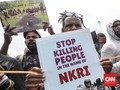 FOTO: Aktivis Papua Peringati 57 Tahun Trikora