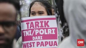 Pemerintah-DPR Didesak Evaluasi Keberadaan Militer di Papua